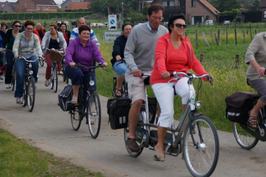 fietsen voor OIGO