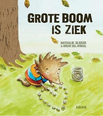 GROTE BOOM IS ZIEK